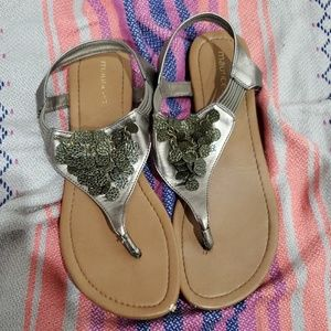 Maurices Shoes - Maurices belly dancer sandals